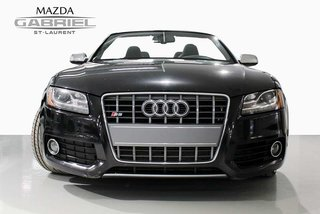 2012 Audi S5 3.0T QUATTRO NO ACCIDENT (CARFAX AVAILABLE)
