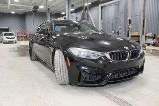 BMW M4 Convertible+ JAMAIS ACCIDENTE + CUIR 2015