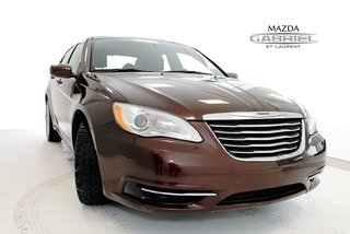 2012 Chrysler 200 LX+ SEULEMENT 47 000KM + REGULATEUR DE VITESSE