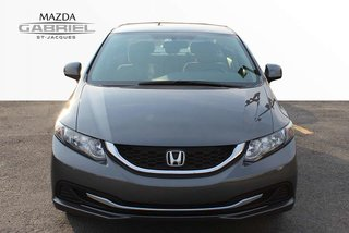 Honda Civic LX  +BLUETOOTH+CRUISE+AC 2013