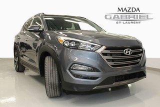 2016 Hyundai Tucson ULTIMATE AWD +CUI + TOIT PANORAMIQUE + NAV GPS
