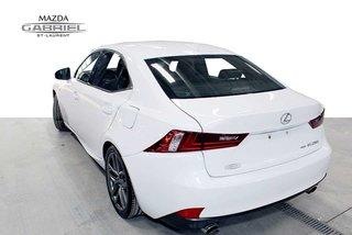 2014 Lexus IS 250 AWD F SPORT + JAMAIS ACCIDENTE +