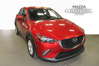 2016 Mazda CX-3 GSL+CUIR+AWD+NAV *****JAMAIS ACCIDENTÉ ET 1 SEUL PROPRIÉTAIRE*****