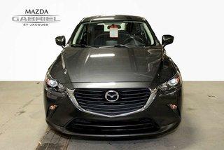 2017 Mazda CX-3 GX FWD +BLUETOOTH+CRUISE+CAMERA DE RECUL