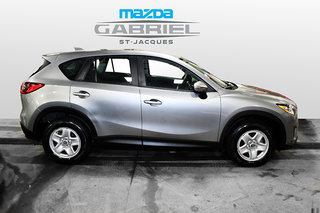 2015 Mazda CX-5 GX AC+REGULATEUR DE VITESSE+BAS KM+1 PROPRIETAIRE