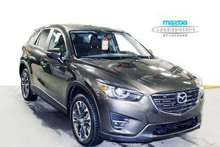 Mazda CX-5 GT AWD +BLUETOOTH+CRUISE+CUIR 2016