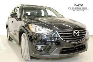 2016 Mazda CX-5 GS AWD + TOIT + BLUETOOTH + SIEGES CHAUFFANTS