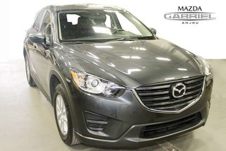Mazda CX-5 GX AWD+DEMARREUR DEMARREUR A DISTANCE+ AWD+ KEYLESS ENTRY + AC+ DETECTEUR ANGLE MORT + MAGS+ BLUTOOTH    VEHICULE INSPECTER ET R 2016