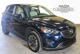 Mazda CX-5 GT AWD+DEMARREUR DEMARREUR A DISTANCE+ AWD+ SUNROOF+ CUIR+ BACK UP CAMERA+ HEATED SEATS+ AC+ BOSE SOUND SYSTEM+ DETECTEUR ANGLE  2016
