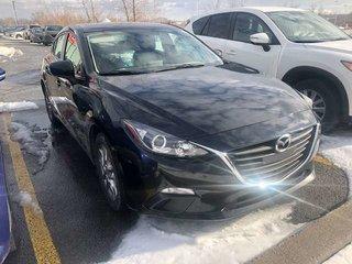 Mazda Mazda3 GS+BLUETOOTH JAMAIS ACCIDENTE 2014