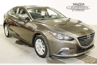 2014 Mazda Mazda3 GS +BLUETOOTH+CRUISE+CAMERA DE RECUL