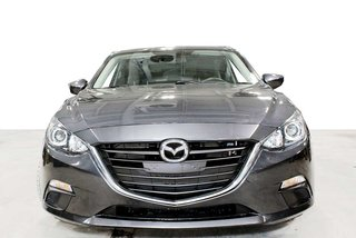 2015 Mazda Mazda3 GX + A/C +  SEULEMENT 34 000KM + JAMAIS ACCIDENTE