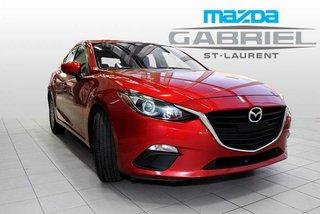 2015 Mazda Mazda3 GS+  SEULEMENT 25 000KM + JAMAIS ACCIDENTE