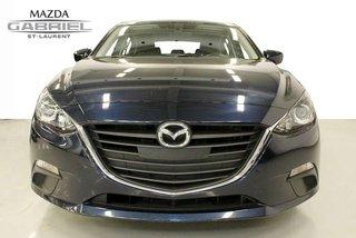 Mazda3 GS + BLUETOOTH+  SEULEMENT 20 000KM + UN SEUL PROPRIO 2015