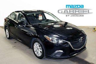 Mazda Mazda3 GS +BLUETOOTH+CRUISE+CAMERA DE RECUL 2016