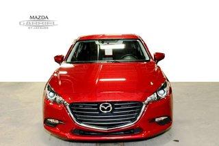 2017 Mazda Mazda3 GX +B LUETOOTH+CRUISE+CAMERA DE RECUL