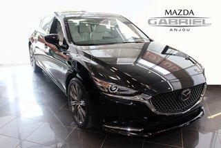 2018  Mazda6 SIGNATURE NEUF ********LIQUIDATION MAZDA 6 GT SIGNATURE 2018 NEUF*********