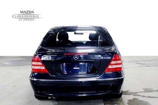 Mercedes-Benz C-Class C280 Luxury 4Mati 2007
