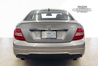 2012 Mercedes-Benz C-Class C350 Coupe NO ACCIDENT (CARFAX AVAILABLE) + LOW MILAGE