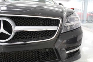 Mercedes-Benz CLS-Class CLS550 4MATIC CUIR + TOIT 2014
