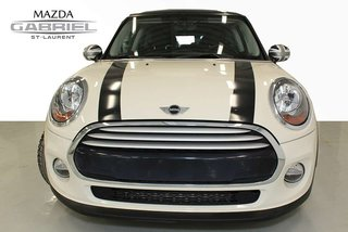 2015 MINI Cooper Base + CUIR +  TOIT PANORAMIQUE + BLUETOOTH