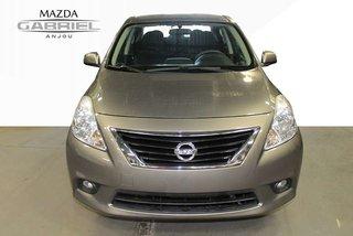 Nissan Versa SL+BASKM+DEMAREUR 2012