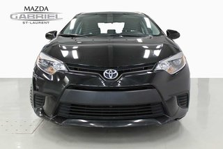 2015 Toyota Corolla S Plus CVT NO ACCIDENT (CARFAX AVAILABLE) + ONE OWNER + LOW MILAGE