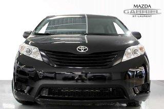Toyota Sienna LE 7Passenger  JAMAIS ACCIDENTE + CAMERA DE RECUL 2015