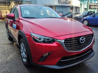 Mazda CX-3 GX AWD, BLUETOOTH, CRUISE CONTROL, A/C 2018