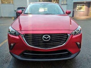 Mazda CX-3 GS AWD, BLUETOOTH, VOL/BANC CHAUF, A/C 2019