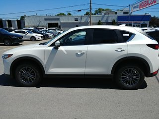 Mazda CX-5 GX FWD ANGLE MORT, CAM. RECUL, MAGS 17'' 2018