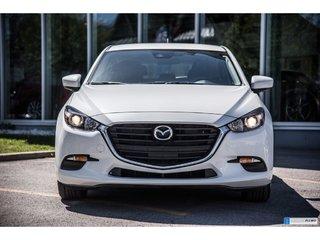 Mazda Mazda3 Sport GS *LIQUID. DEMO*BANC CHAUF,CAM.RECUL,ANGLE MORT 2018