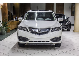 Acura RDX TECH PKG**GPS*BLIND SPOT*LEATHER** 2017