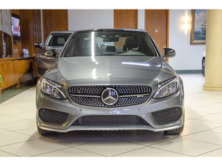 Mercedes-Benz C-Class C43 AMG**NO ACCIDENTS*PANO ROOF*BURMESTER** 2017