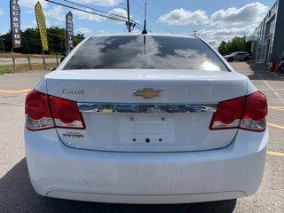 2012 Chevrolet Cruze LS AUTO TISSUS A/C