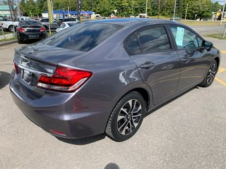 2015 Honda Civic Sedan EX MANUELLE A/C