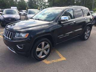 2014 Jeep Grand Cherokee Limited toit ouvrant electrique mags 20 pouces