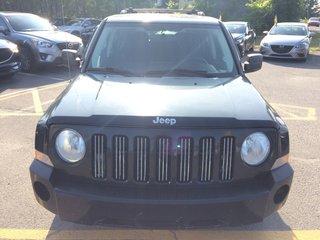 Jeep Patriot Sport 4X4 AWD CARFAX DISPO 2008