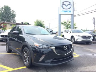 2017 Mazda CX-3 CX3 GS CARFAX  DISPO TRACTION INTÉGRALE