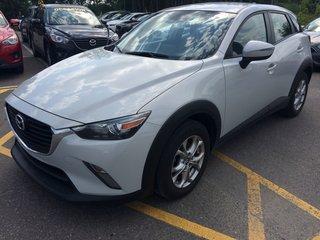 2017 Mazda CX-3 GS,4X4,AUTO,AC,