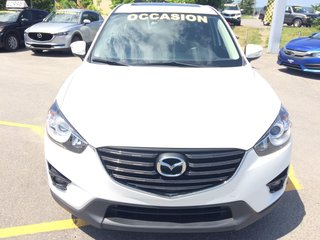 2016 Mazda CX-5 GS TRACTION INTÉGRALE CARPROOF DISPO