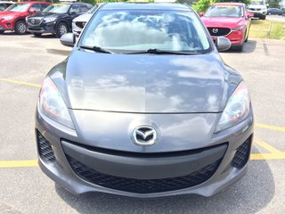 2013  Mazda3 GS-SKY CLEAN CARFAX AUTOMATIQUE