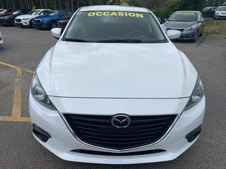 2015  Mazda3 GX MANUELLE AIR CONDITIONER