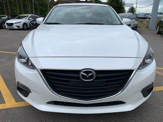 2015  Mazda3 GX MANUEL ECONOMIQUE