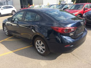 2016  Mazda3 GX MANUELLE CARFAX DISPONIBLE