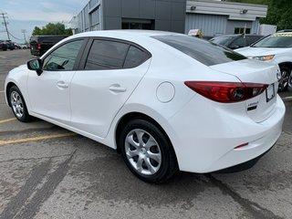 2016  Mazda3 GX MANUEL A/C CAMERA DE RECUL