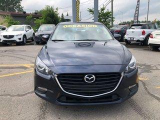 2017  Mazda3 GS AUTOMATIQUE NAVY CARPROOF DISPO