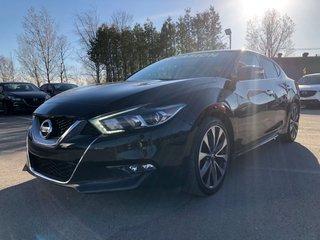 2016 Nissan Maxima SR UNE SEULE PROPRIÉTAIRE