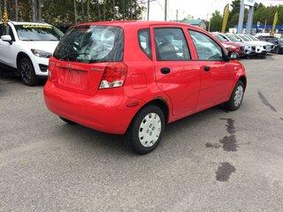 2007 Suzuki Swift+ 5 portes