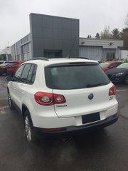 Volkswagen Tiguan Cuir toit panoramique trendline 2011